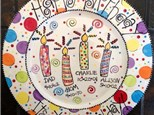 Celebration Plate Workshop (Spring Break)
