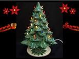 Ceramic Christmas Tree Paint N Sip at Summit City Winery - November 21st