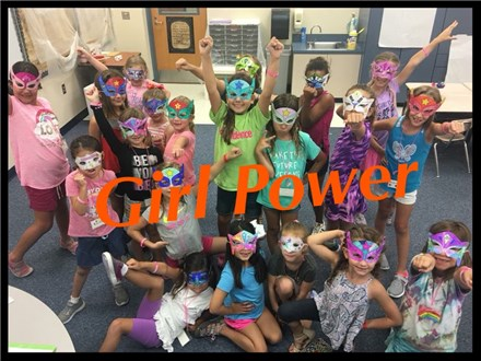 LITHIA (K-5th): Girl Power-Sept. 27, 2018