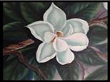 Oil: Magnolia 03/26