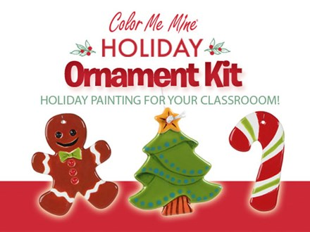 School Ornament Kit