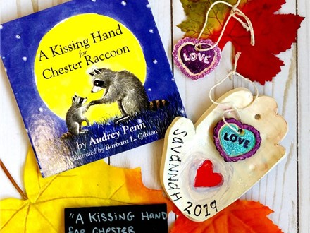 Pre-K Storytime: Kissing Hand