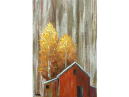 Fall Farmhouse - Thurs. Sept. 26th at 7pm