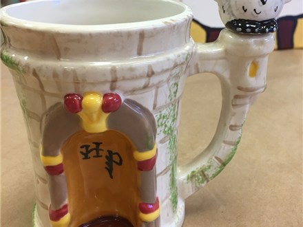 Family Pottery - Castle Mugs - Evening Session - 09.23.17