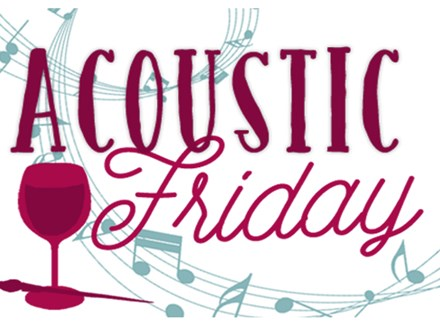 Acoustic Friday January 11th