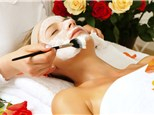 Facials: Aura Salon and Spa