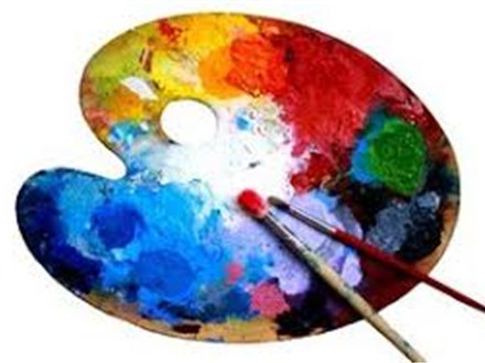 Summer Art Camp - Grades 1-3 (ages 6-8)