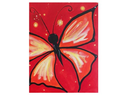 Thirsty Thursdays! Paint & Sips on Special Every Thursday ALL SUMMER LONG!!!