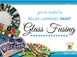 Glass Fusion Gold Party