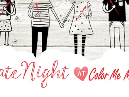 Valentine's Day Date Night! - Feb, 14th