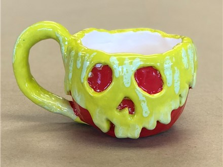 Family Clay - Poison Apple Mug - 10.14.18