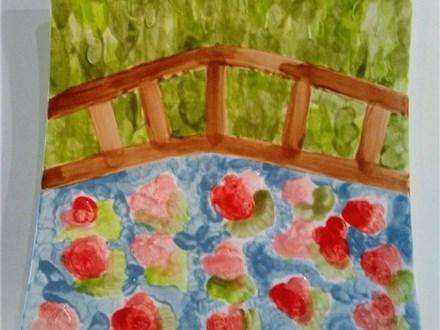 Monet's Garden Class