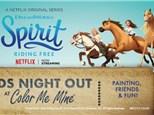 KIDS NIGHT OUT • Spirit: Stallion of Cimarron • Aug 11th