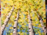 """Sip-N-Paint """"Birch Trees"""" (Sat. 10/17)"""