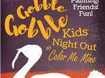 Kids Night Out November 16th at Color Me Mine - Schaumburg, IL