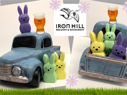 Ceramic Paint N Sip at Iron Hill Brewery - March 29th