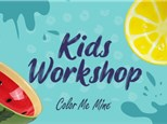 Fruit Workshop - Watermelon Bowl! (AUG 20th)