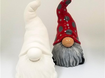 Private Gnome Painting - Feb. 21st 10-11:30am