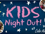 May 15th Kids Night Out 2020