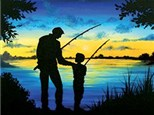 Daddy and Me - Fishing with Dad - 06.16.19