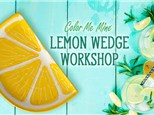 Lemond Wedge Workshop- Virtual