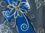 """Swirly Cross"" Canvas Class, September 7th"