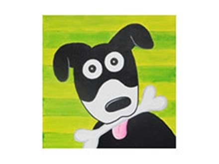 Canvas Class for Kids! March 12th