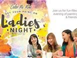 Ladies Night - December 6 and December 20