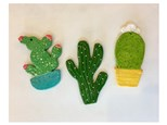 Adult Clay Workshop- Cactus Ornaments- Thurs, Aug 23rd- 6-8pm