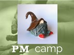 Gnome Head (ENCHANTED FOREST) July 12th, Afternoon Camp 2018