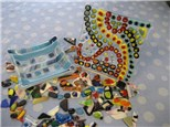Adult Fused Glass Party Package
