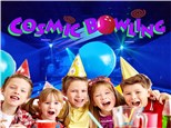 Ultra Cosmic Bowling Blast - Birthday Party