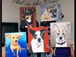 12/09 Paint your Pet: 2PM $55