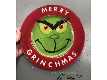 Kid's Class: Merry Grinchmas