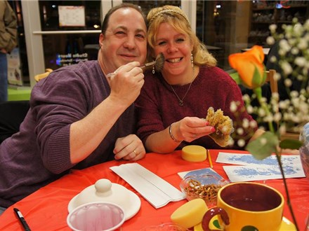 SOLD OUT ... Adult Valentine's Day Date Night: Friday, February 14th, 8:00-9:30pm