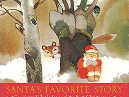 Tiny & Tots Story Time - Santa's First Christmas