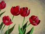 Tulips Are Red 2 hours to complete