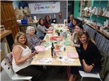 March-Reserve Friday family/group pottery painting up to $20.00 off! choose your start time 4pm