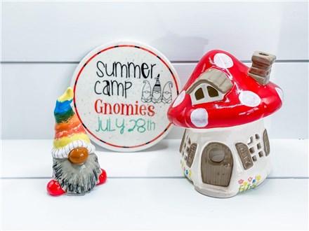 Gnomies Summer Camp