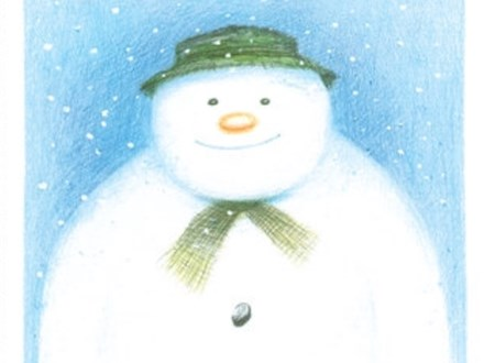 Story Time Art - The Snowman - Morning Session - 12.31.18