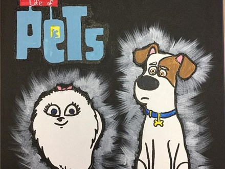 Kid's Night Out - The Secret Life of Pets - 09.21.19