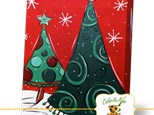 Jingle Tree Canvas Painting! Friday, December 21st