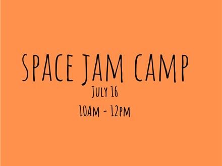 Space Jam Camp
