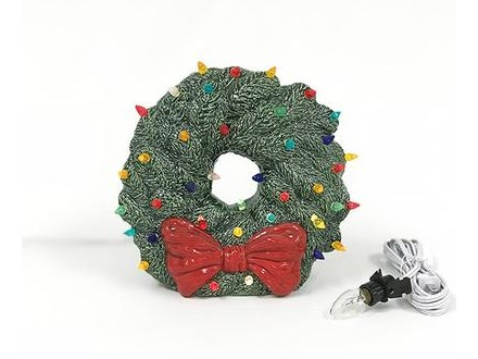Vintage Wreath Nov. 21