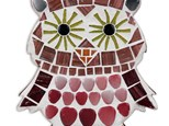 Kids Night Out Owl Mosaic September 11th 6-8pm