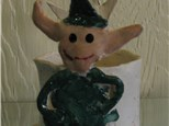 Clay Day Dec 13 Elf Box Class at ARTISAN YOU!