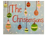 Ornament Sign- Friday, December 21st- 7 to 9pm