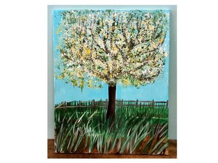 Summer Tree Paint Class