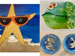 Under the Sea- Tuesday, August 17th- 12 to 4pm