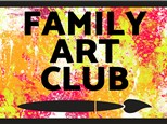 Family Art Club: DreamCatcher - September 26